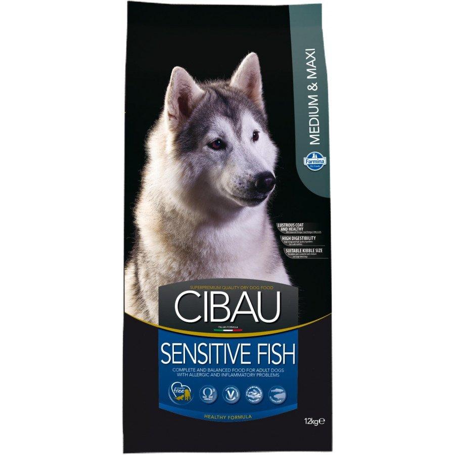 FARMINA CIBAU Sensitive Fish Medium-Maxi 12kg