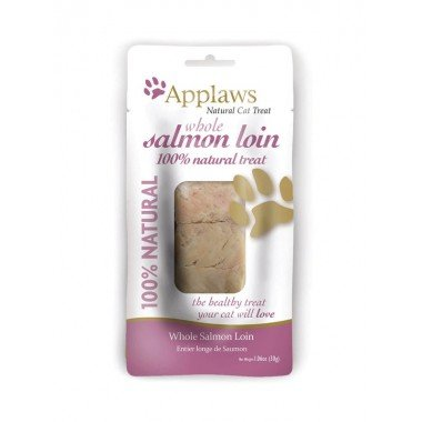 Applaws friandise longe de saumon pour chat