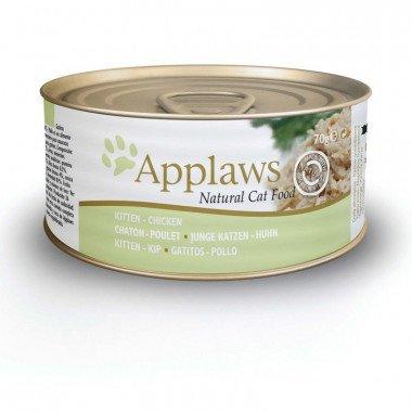 Applaws boîtes de 70gr pour chaton - 3 recettes