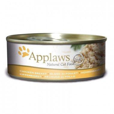 Applaws boîtes de 156gr pour chat adulte - 10 recettes