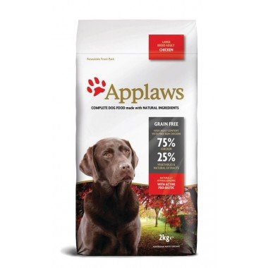 Applaws grain free poulet pour chien adulte large