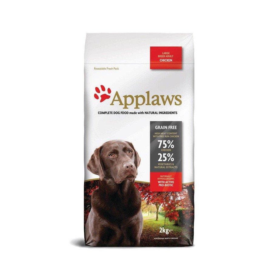 Applaws grain free poulet pour chien adulte large