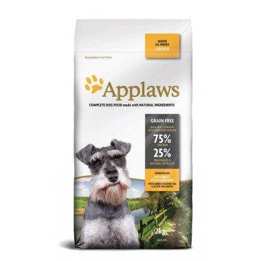 Applaws grain free poulet pour chien senior toutes races
