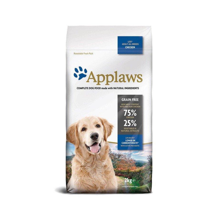 Applaws grain free poulet lite pour chien adulte toutes races