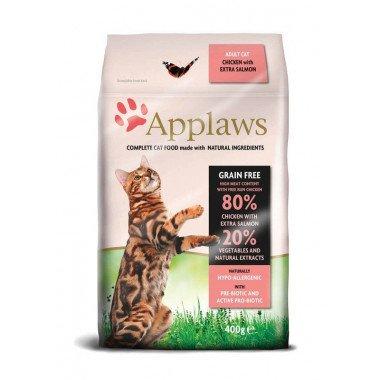 Applaws grain free poulet/saumon pour chat adulte