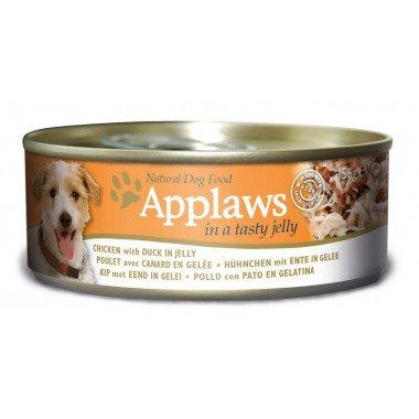 Applaws boîtes de 156gr en gelée pour chien adulte - 3 recettes