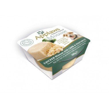 Applaws mousse de 100gr pour chien adulte - 3 recettes