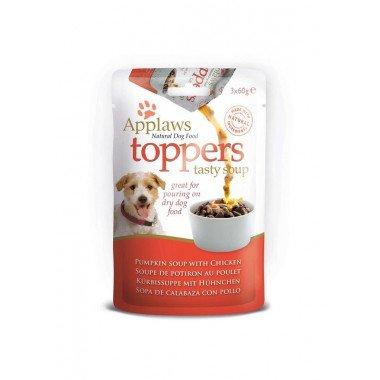 Applaws toppers (soupe) 3x60gr pour chien adulte - 2 recettes