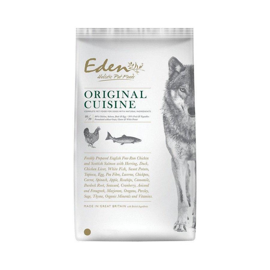 Eden 80/20 original cuisine (chiots, chiens adultes et seniors)