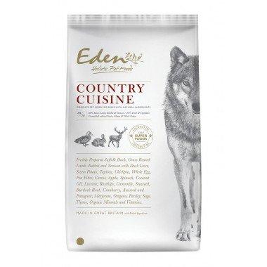 Eden 80/20 country cuisine (chiots, chiens adultes et seniors)