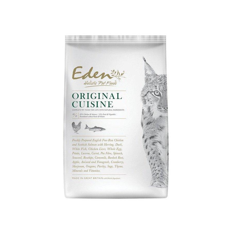 Eden 85/15 original cuisine (chatons, chats adultes et seniors)