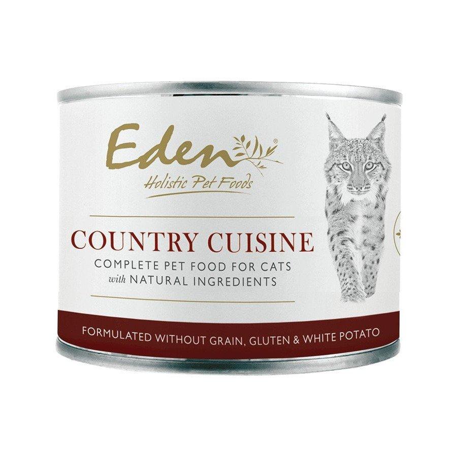 Eden boîte de pâté Country cuisine (chats adultes)