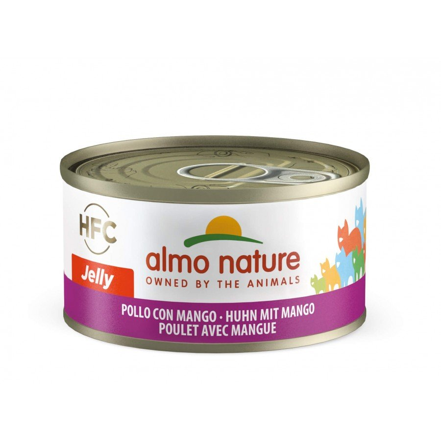 Almo Nature HFC jelly poulet & mangue