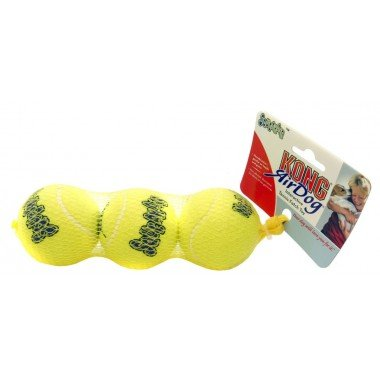 Balle de tennis x3 kong
